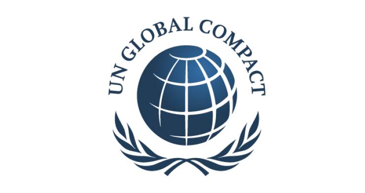 The Global Compact logo