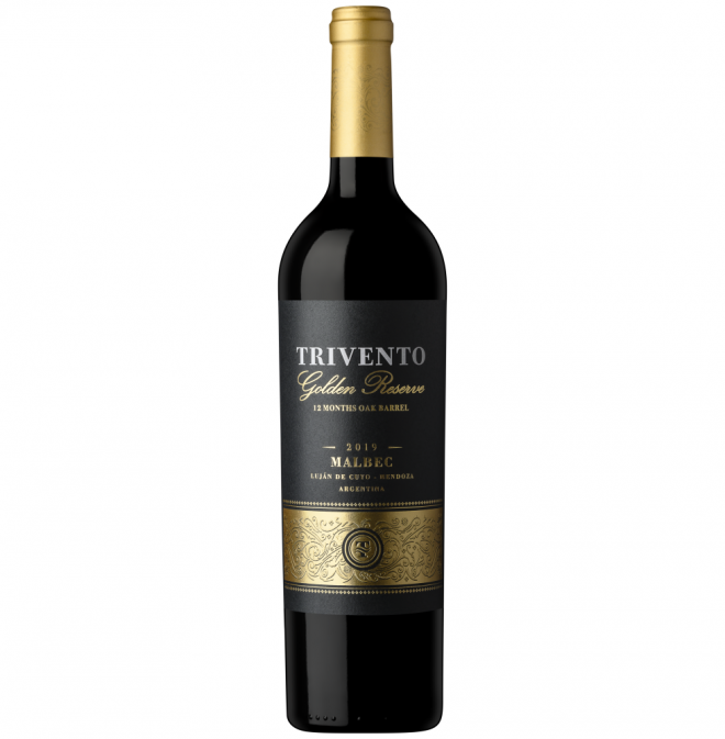 Trivento launches Golden Reserve redesign as premium wine sales continue to grow
